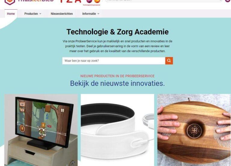 TZA ProbeerService werkt nu met Thuisleefbieb software